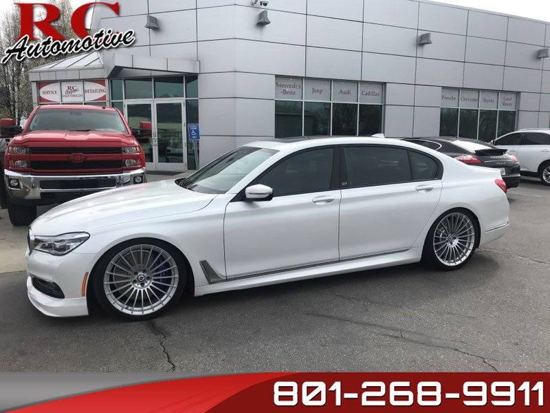 Used BMW Series ALPINA B XDrive In Salt Lake City - Bmw alpina 7 series