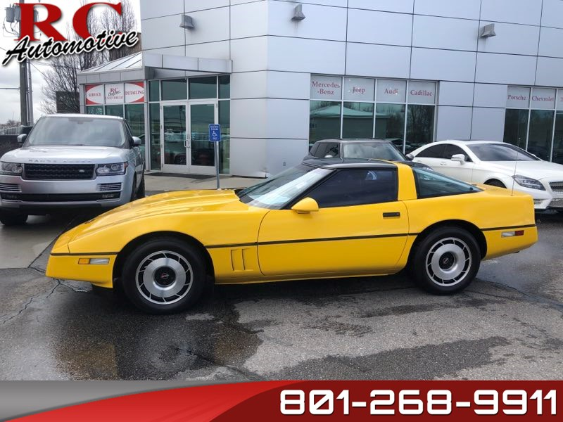1985 Chevrolet Corvette 2dr
