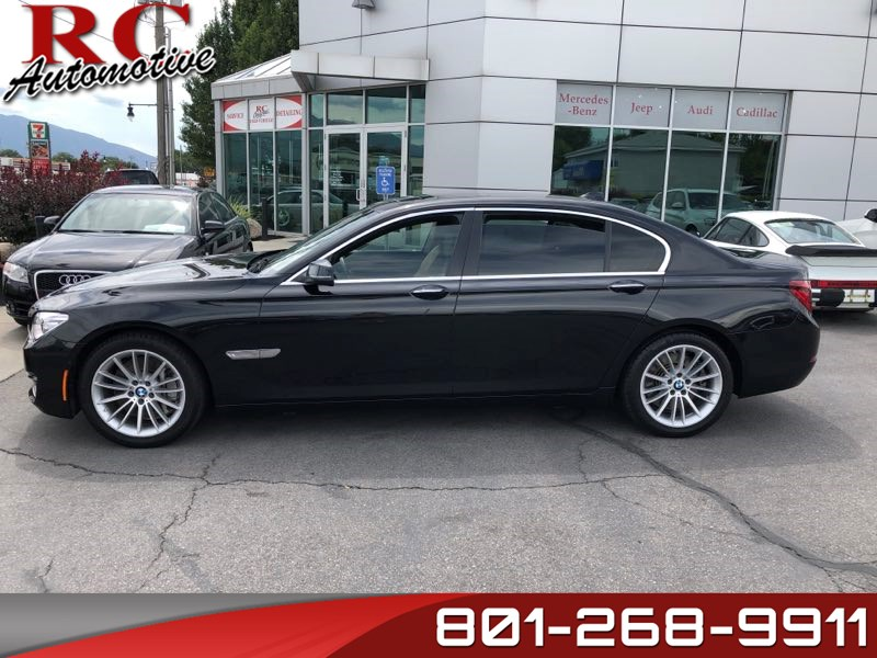 2015 BMW 7 Series 750Li xDrive AWD