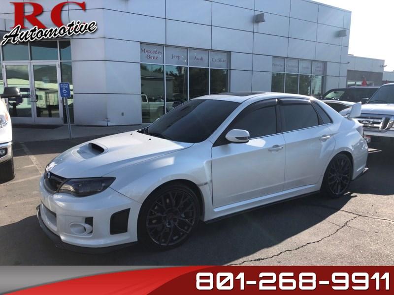 Sold 2013 Subaru Impreza Sedan Wrx Wrx Sti Limited In Salt Lake City