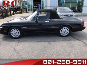 View 1989 Alfa Romeo Spider