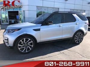 View 2018 Land Rover Discovery