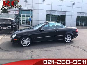 View 2005 Mercedes-Benz CLK500