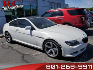 View 2008 BMW 6 Series