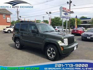 View 2008 Jeep Liberty