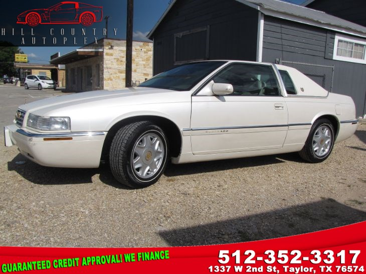 Used 1999 Cadillac for sale in Taylor, TX - Hill Country