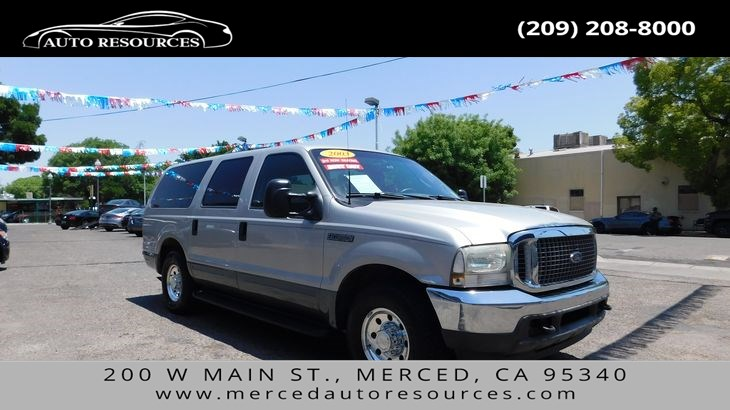 Sold 2003 Ford Excursion XLT In Merced