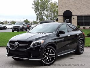 View 2017 Mercedes-Benz AMG GLE 43