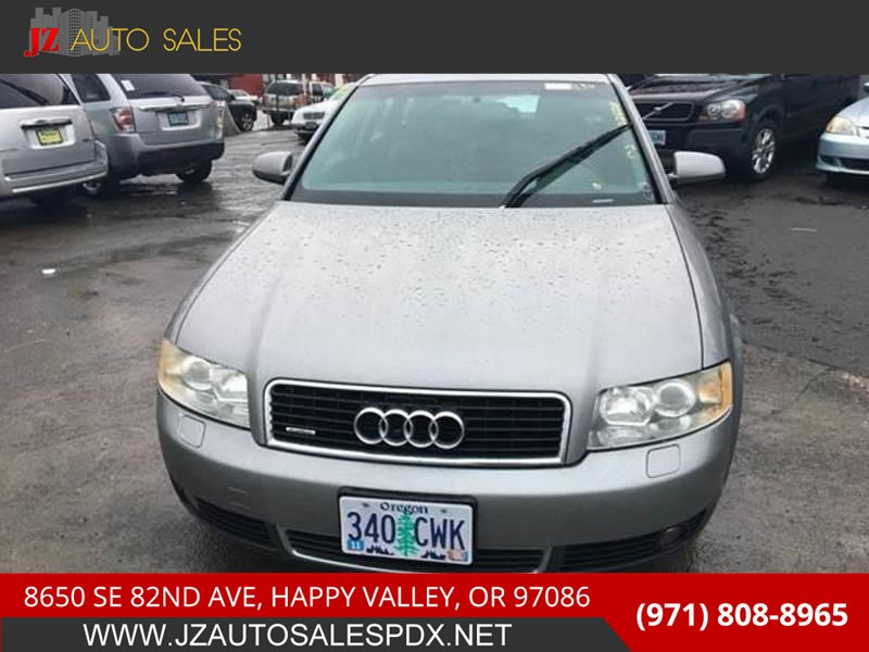 Used 2002 Audi A4 30l In Happy Valley
