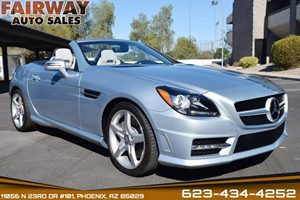View 2014 Mercedes-Benz SLK 250