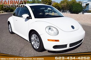 View 2009 Volkswagen New Beetle Coupe