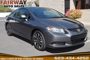 View 2013 Honda Civic Cpe