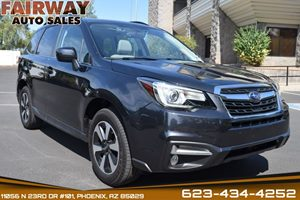 View 2018 Subaru Forester