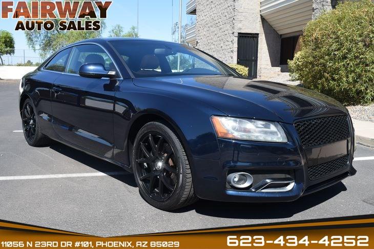2011 Audi A5 2 0T Premium Plus - Fairway Auto Sales