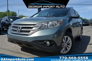 View 2012 Honda CR-V
