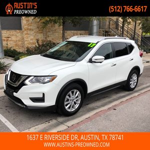 View 2017 Nissan Rogue