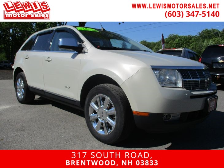 2007 Lincoln MKX Luxury AWD - Lewis Motor Sales