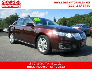 View 2012 Lincoln MKS