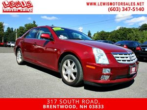 View 2005 Cadillac STS