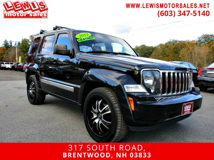2010 jeep liberty limited jet edition