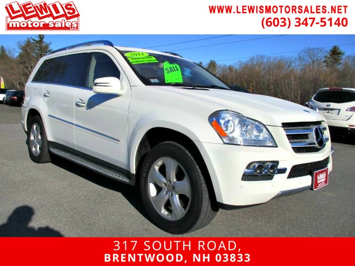 2011 Mercedes-Benz GL 450 4Matic AWD SUV