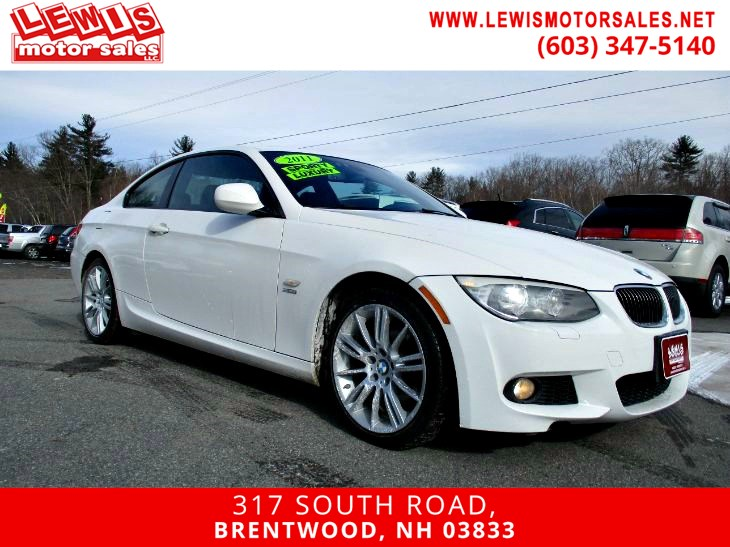 2011 BMW 3 Series 328i xDrive M Sport