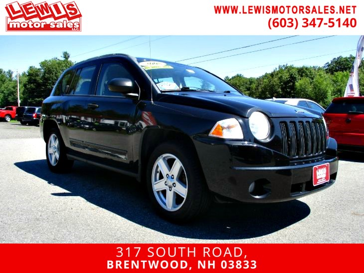 2008 Jeep Compass Sport Power Windows 4WD