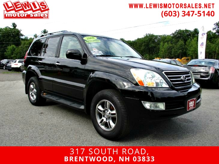 2009 Lexus GX 470 Navigation Back Up Cam