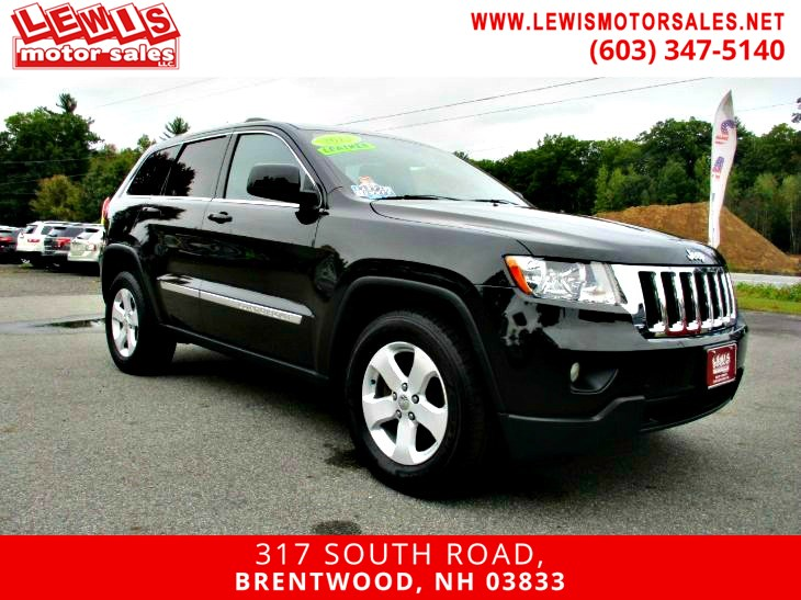 2013 Jeep Grand Cherokee Laredo Heated Leather
