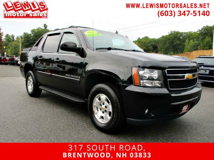 2008 Chevrolet Avalanche LT w/1LT Moonroof