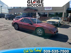 Pontiac Fiero1987