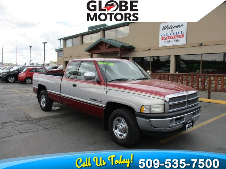 Used 1996 Dodge Ram 2500 Laramie Slt In Spokane