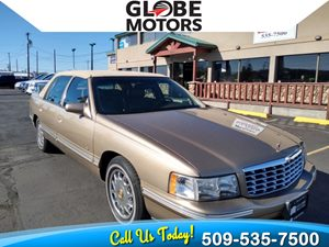 View 1999 Cadillac DeVille