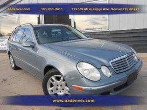 View 2005 Mercedes-Benz E320 3rd Row