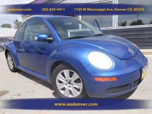 View 2008 Volkswagen New Beetle Coupe