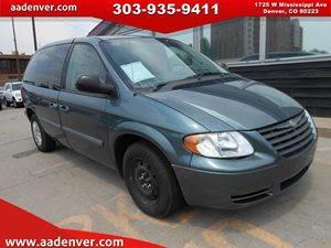 View 2007 Chrysler Town & Country SWB
