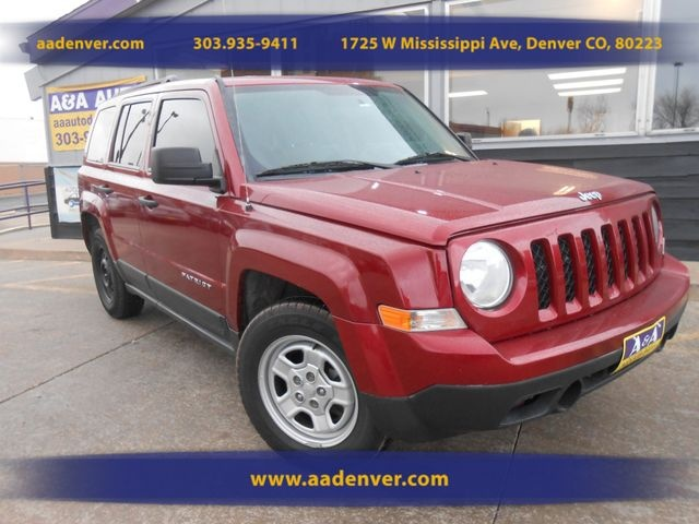 2014 Jeep Patriot Sport - A&A Auto Denver