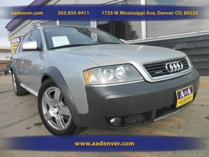 View 2001 Audi allroad