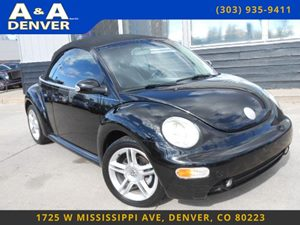 View 2005 Volkswagen New Beetle Convertible