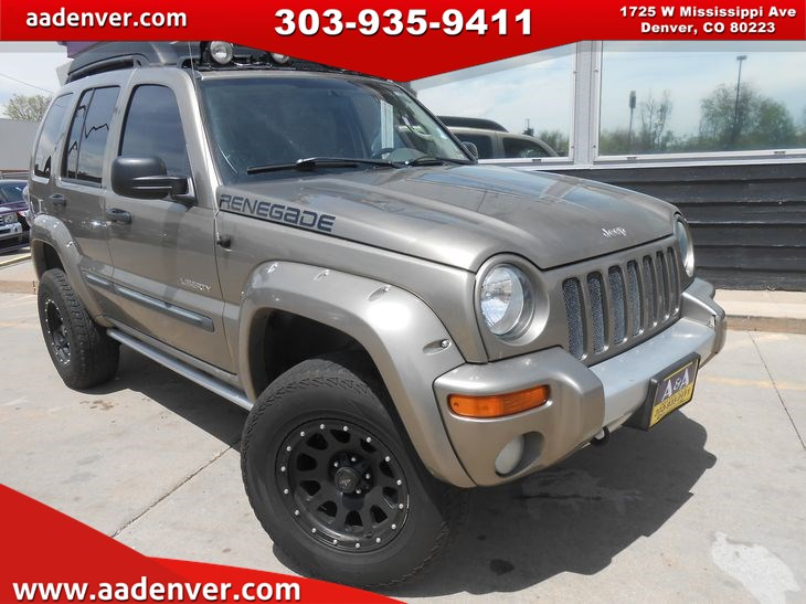 2004 jeep liberty renegade mpg