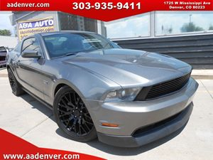 View 2010 Ford Mustang