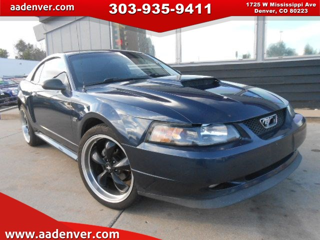 Sold 2002 Ford Mustang Gt Deluxe In Denver