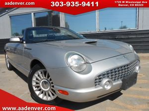 View 2004 Ford Thunderbird