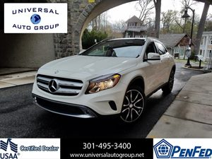 View 2017 Mercedes-Benz GLA 250