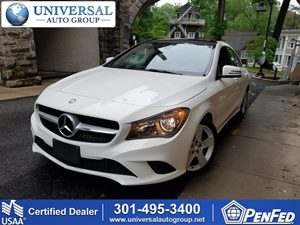 View 2015 Mercedes-Benz CLA 250
