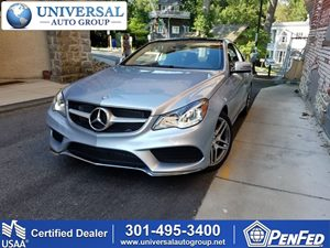 View 2016 Mercedes-Benz E 400