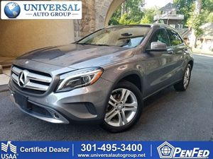 View 2015 Mercedes-Benz GLA 250 4MATIC