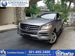View 2015 Mercedes-Benz ML 250