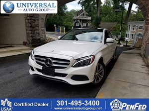 View 2015 Mercedes-Benz C 300
