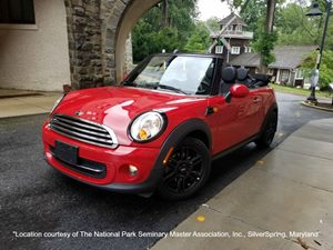 View 2015 MINI Cooper Convertible